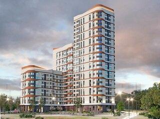 В ЖК «Беринг» на правом берегу начались продажи квартир