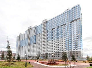 В лидерах по вводу жилья в 2019 году снова оказался «Красстрой»