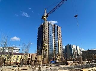 В третьем квартале 2021 года в Иркутске выдано три разрешения на жилищное строительство