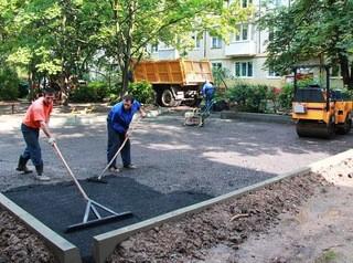До 29 марта в Омске принимают заявки на ремонт дворов