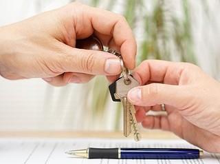 В регионе зарегистрировано первое право собственности дольщика по заявлению застройщика