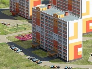 Новый жилой комплекс в Рудничном районе начал строить «СДС-Строй»