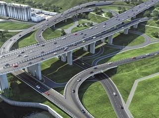 «Сибиряк» выиграл в споре за право построить главный съезд с нового моста