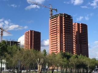 Три дома жилого комплекса «Квадро» пообещали сдать до конца 2019 года