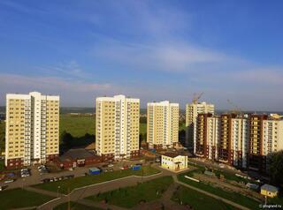 «Програнд» приступил к продаже квартир в домах № 7 и 8 мкр-на «Верхний бульвар»