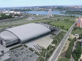 Центр по хоккею с мячом построят в Иркутске к 2021 году
