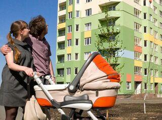 Молодым семьям разрешат использовать социальные выплаты для первого взноса по ипотеке