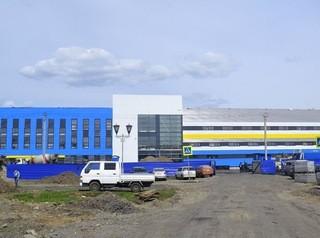 Строительство бассейна в Междуреченске завершится к концу года