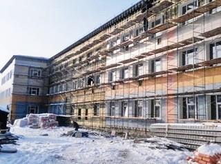 Школу в поселке Металлургов под Новокузнецком достроят к 2020 году