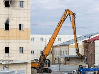 Назначенный на 15 мая снос зданий «Зимней вишни» приостановлен