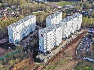 В зеленой зоне Октябрьского района появится новый микрорайон