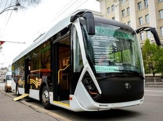 Четверть омских троллейбусов заменят новыми в 2020 году