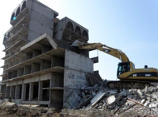 Администрация Красноярска впервые снесет самовольные постройки без решения суда