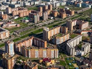 В первом квартале 2021 года застройщики Красноярского края ввели меньше жилья, чем год назад