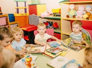 Томский детский сад внесли в реестр типовых проектов