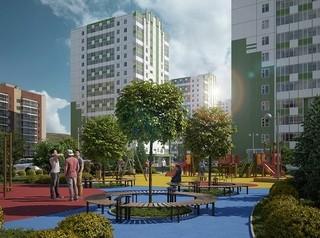 Старт продаж в третьем доме ЖК «Апрелевка» объявила строительная компания «Этажи»