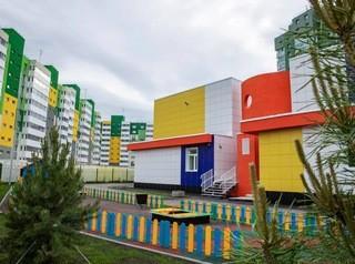Детский сад с лабораторией и бассейном открыт в микрорайоне ФПК