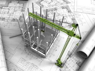 В начале года застройщики получили разрешения на строительство двух новых домов