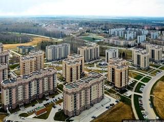 По объемам жилищного строительства Новосибирская область на 12-м месте в РФ