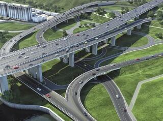 Центр строительного контроля проследит за строительством съездов с 4 моста