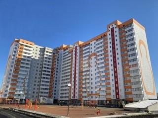 В ЖК «Матрешки» завершилось строительство дома №8