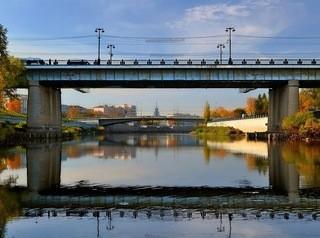 Омску нужны два новых моста