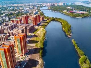 Красноярск назван шестым по уровню комфорта в стране