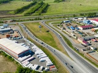 Красноярск получит средства на строительство переезда через Северное шоссе