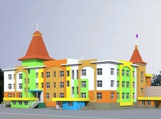 Новый садик на 200 мест в микрорайоне 7Б построят к концу 2021 года
