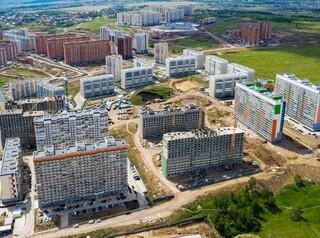 Проект планировки третьего микрорайона Солнечного отправлен на доработку