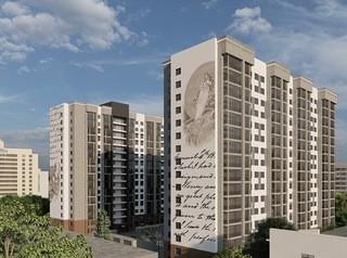 Новый ЖК с героями русских сказок на фасадах начали строить на Павловском тракте