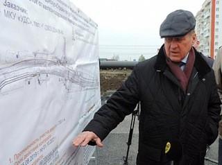 Первые полтора километра новой дороги на Петухова откроют раньше срока