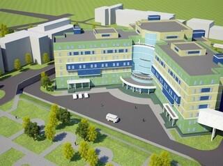 Перинатальный центр в Новосибирске достроят