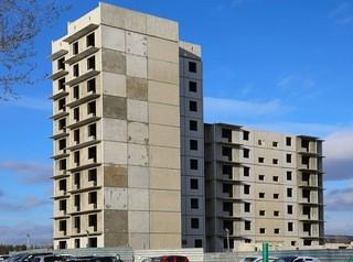 Федеральную землю на Малиновского отдают для решения проблем обманутых дольщиков