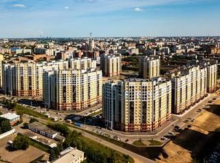 В Омской области за 2018 год построили на 10% больше жилья, чем в 2017-м