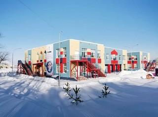 Новый детский сад открылся в Заводском районе Кемерова
