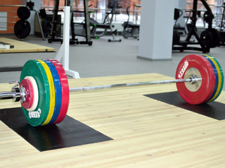 Для училища олимпийского резерва построят центр тяжёлой атлетики