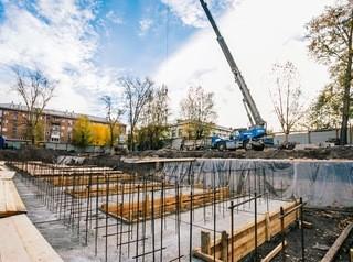 «Альянс-Строй» сможет продолжить строительство дома на улице 60 Лет Октября