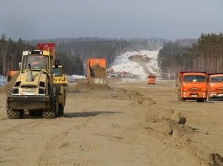 Начали строить участок обхода Усолья-Сибирского