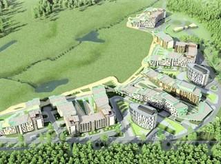 В Барнауле построят жилые комплексы на искусственных островах