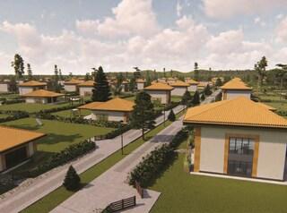 В районе Новой Максимовщины строится семейный экопоселок «Елисейские поля»