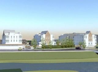 Малоэтажный жилой комплекс в центре Томска собирается строить «ТДСК»