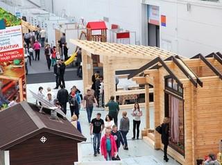 ВКрасноярске пройдет выставка «Малоэтажное домостроение, строительные иотделочные материалы»