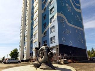 Сдан в эксплуатацию жилой комплекс «Аквариум» в Железнодорожном районе