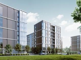 В Иркутске приступили к строительству нового ЖК «Корица»