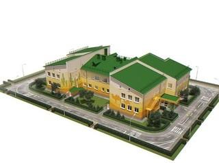 Новый детский сад в Осинниках построят к концу 2020 года
