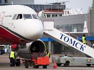 Новый внутренний терминал томского аэропорта начнут строить в 2020 году