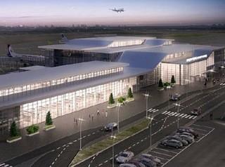 Эскизы нового терминала аэропорта «Барнаул» представил минтранс региона