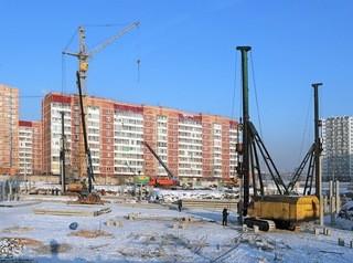 Новую школу в Иннокентьевском сдадут в этом году