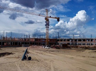Новую школу в Нижнем Саянтуе построят до 2020 года